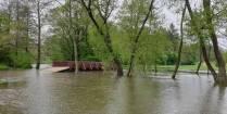 Povodeň - 23.5.2019
