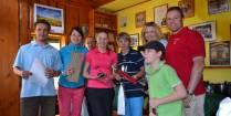Pampelišková trophy 19. 5. 2012