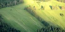 Letecké snímky hřiště 2011